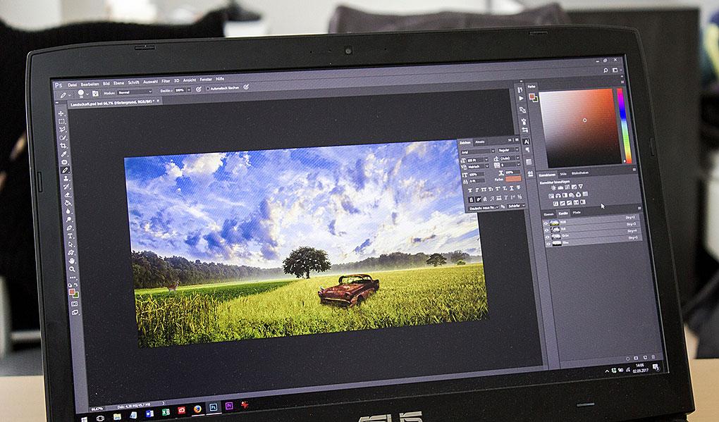 Adobe Schulungen und WordPress Schulungen in Ulm