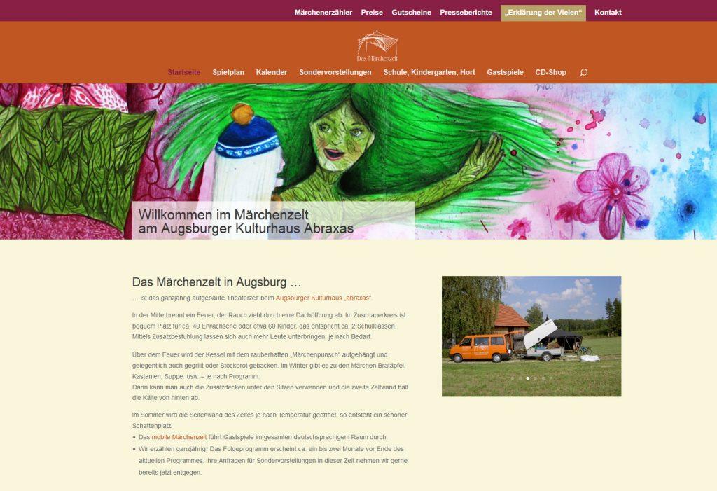 webentwicklung-eventmanager-maerchenzelt-augsburg